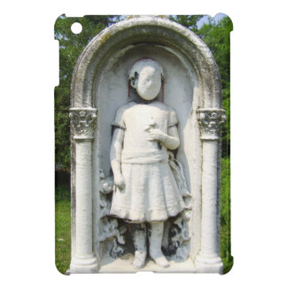 Faceless amongst the fields of the dead ipad case