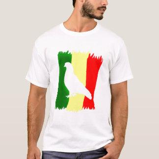 Faceless Pigeon Records Rasta T-Shirt