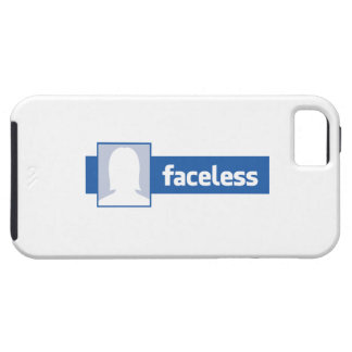 Faceless Woman - Anonymous Profile Pic iPhone SE/5/5s Case