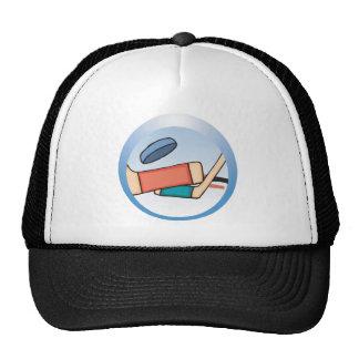 Faceoff Mesh Hats