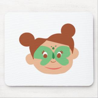 FacePaint_Base Mouse Pad