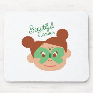 FacePaint_BeautifulCanvas Mouse Pad