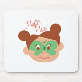 FacePaint_Masterpiece Mouse Pad
