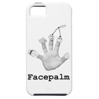 Facepalm Case For iPhone 5/5S