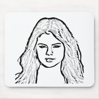 Faces 1 mouse pad