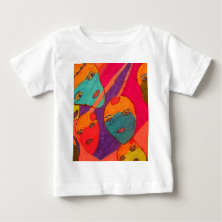 faces baby T-Shirt