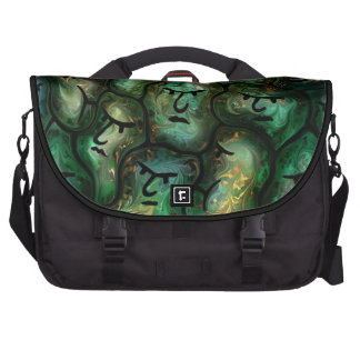Faces by rafi talby laptop computer bag