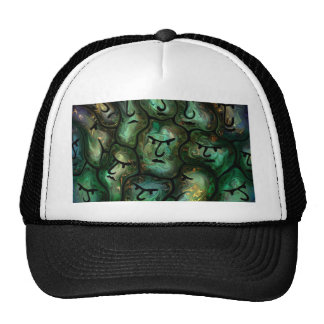 Faces by rafi talby trucker hat