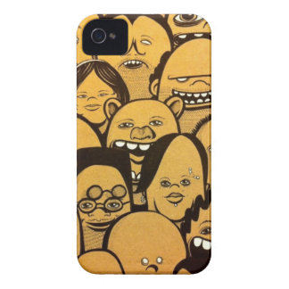Faces !!! iPhone 4 covers