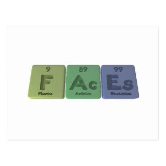Faces-F-Ac-Es-Fluorine-Actinium-Einsteinium.png Postcard