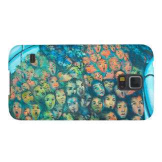 Faces from the East Side Gallery Galaxy S5 Covers