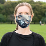 Faces of Faery 143 Biohazard Face Mask by Jasmine