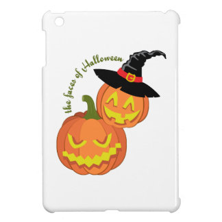 Faces Of Halloween Case For The iPad Mini