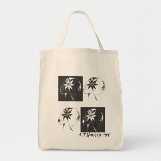 Faces of Me Organic Tote Tote Bag