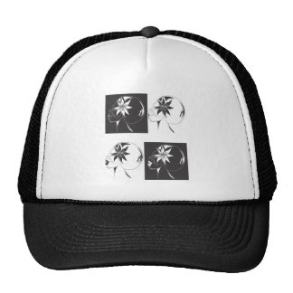 Faces of Me Trucker Hat