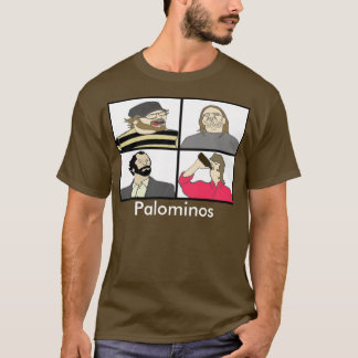 Faces Palominos Long Sleeve T-Shirt