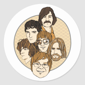 Faces Sticker