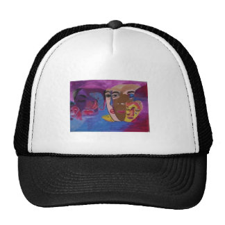 FACES TRUCKER HAT