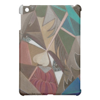 'Faceted in Space' iPad case