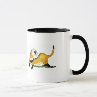 facetious ferret mug