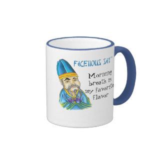 Facetious Say Mugs