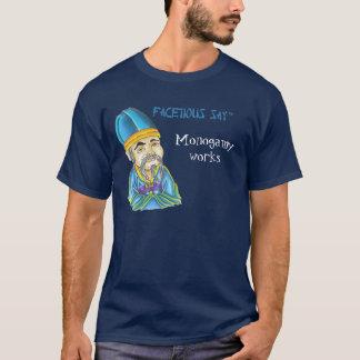 Facetious Say T-Shirt