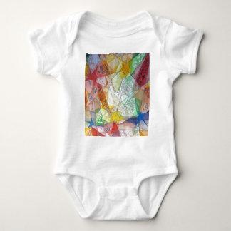 Facets Baby Bodysuit