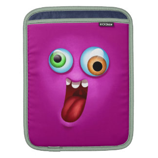 FaceZ - Crazy Grape iPad Sleeves
