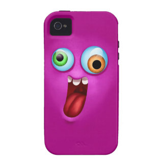 FaceZ - Crazy Grape iPhone 4/4S Covers