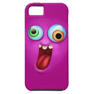 FaceZ - Crazy Grape iPhone SE/5/5s Case
