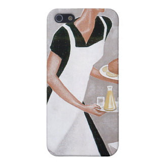 Fach Ausstellung Vintage Food Ad Art Case For iPhone 5