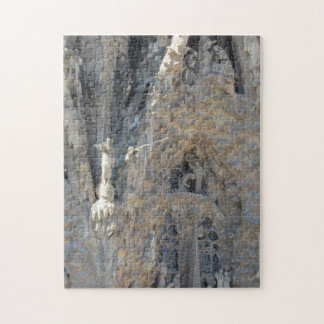 Fachada de la natividad de Sagrada Família Puzzles