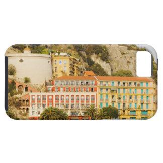 Fachada de un edificio Colline Du Chateau La iPhone 5 Case-Mate Carcasa