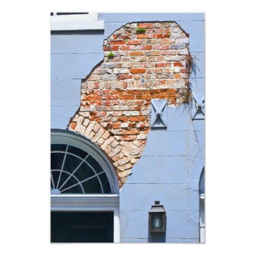 fachada del barrio francés fotografía