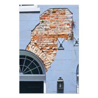 fachada del barrio francés cojinete