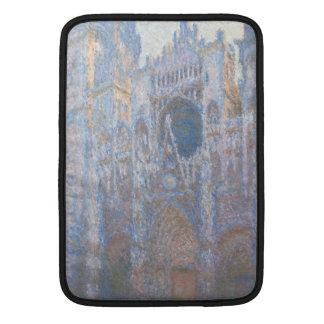Fachada del oeste de la catedral de Ruán de Claude Fundas MacBook