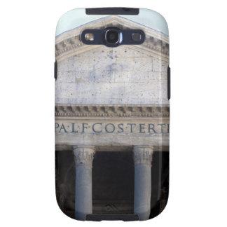 Fachada del panteón en Roma, Italia Samsung Galaxy S3 Fundas