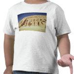 Fachada del templo de Ramesses II Camisetas