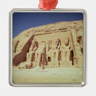 Fachada del templo de Ramesses II Ornamentos De Reyes