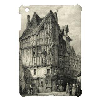Fachwerk House Tress Jesse Joigny Vintage Scene Case For The iPad Mini