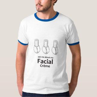 Facial Cream T-Shirt