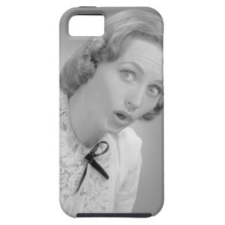 Facial Expressions iPhone SE/5/5s Case