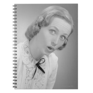 Facial Expressions Notebook