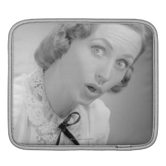 Facial Expressions Sleeve For iPads