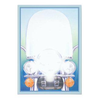 © fácil del jinete invitación 12,7 x 17,8 cm