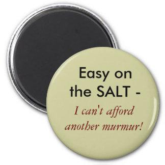 Fácil en la SAL -, no puedo permitirme a otra MU… Imán Redondo 5 Cm