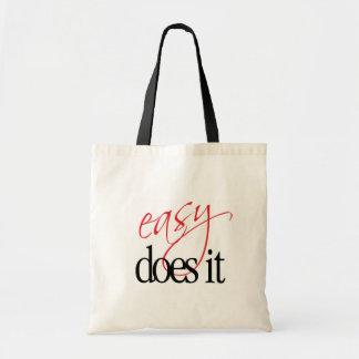 fácil lo hace bolsa