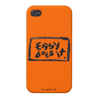 fácil lo hace iPhone 4/4S carcasas