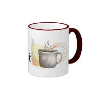 fácil lo hace taza de café