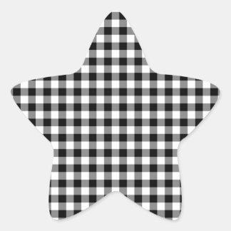 Fácil rápido el tranquilizar estupendo pegatina en forma de estrella